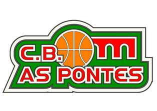 Club de Baloncesto As Pontes Logo