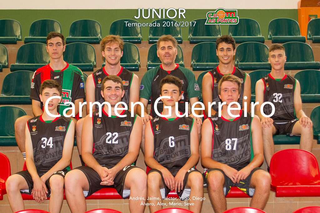 Foto equipo JUNIOR 16-17 - copia